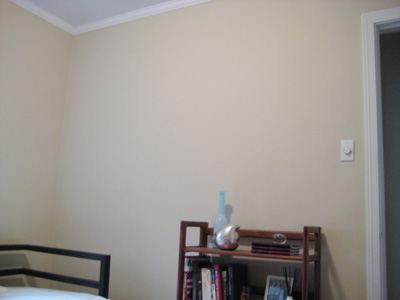 Third Bedroom Before