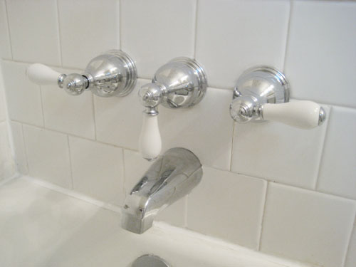 new faucets