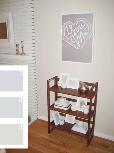 Painted Bookcase Options