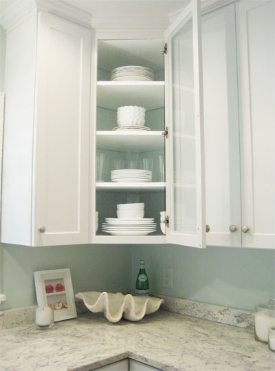 more - Paint Inside Kitchen Cabinets